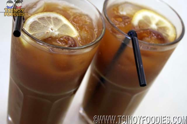 house blend iced tea