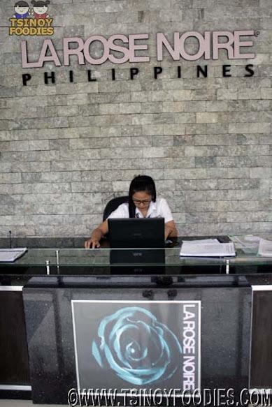 la rose noire philippines