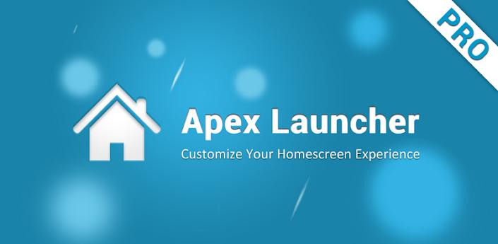 Apex Launcher Pro Apk v2.0.0 beta 1
