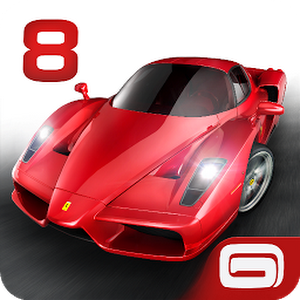 Download Asphalt 8 Airbone APK + OBB Compressed