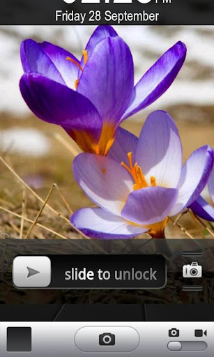Smart iPhone 5 Lock Screen Apk v2.3