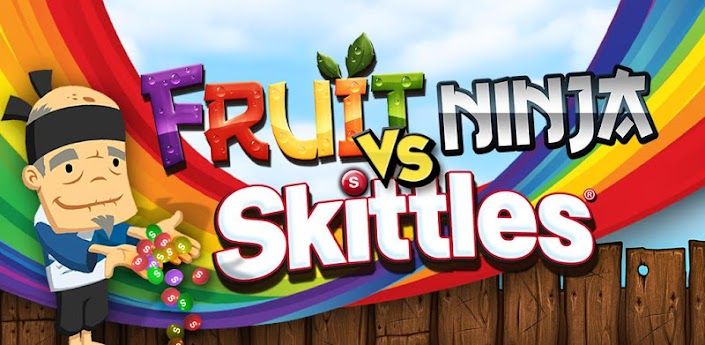 Descargar Fruit Ninja vs Skittles v1.0.0 APK Android Full Gratis (Gratis)