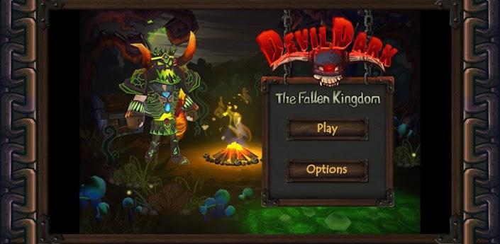 DevilDark: The Fallen Kingdom Apk v2.6.3