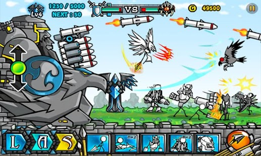Cartoon Wars 2 v1.0.4 Mod (Unlimited Coins) Apk