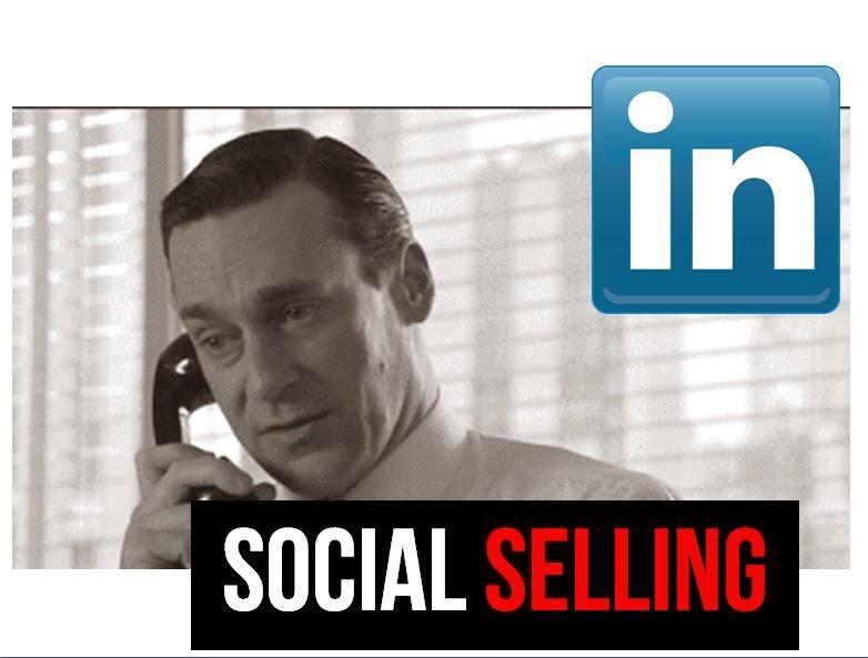 Social Sellling en LinkedIn. Esmeralda Diaz-Aroca. Personal Branding