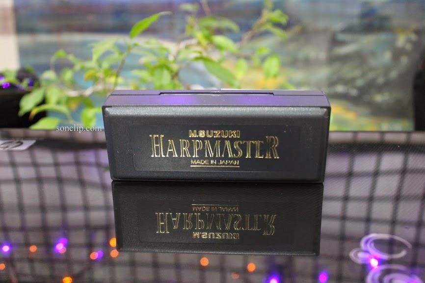 Kèn Harmonica - Suzuki HarpMaster MR-200