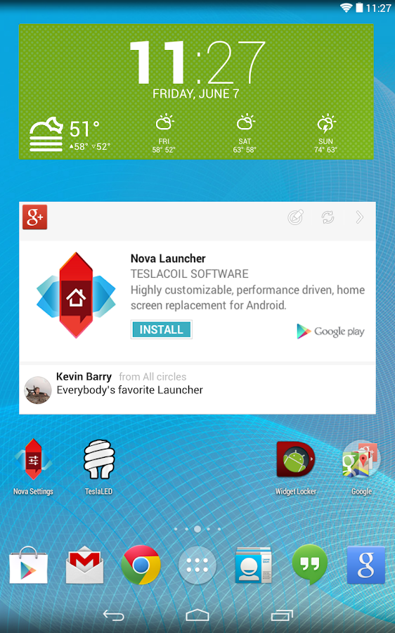 how to download nova launcher prime for free