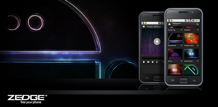 Zedge phone ringtone finder