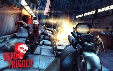 Dead Trigger APK v2.0.0 Full HD/v1.8.2/v1.7.0 MOD Unlimited Money