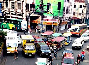 Manila bans city and provincial buses