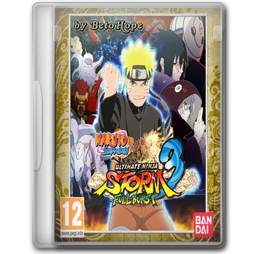 Naruto Shippuden Ultimate Ninja Storm 3 Full Burst [Full] [Español] [MG-PL]