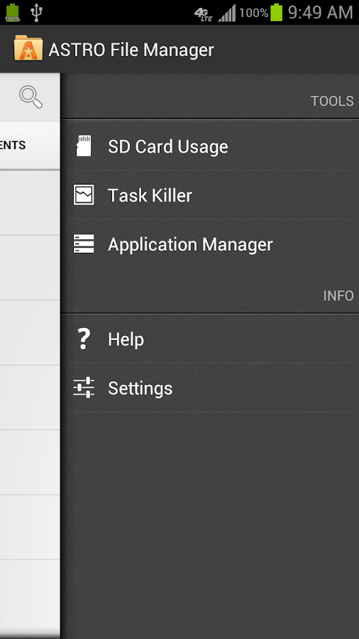 download astro file manager pro apk