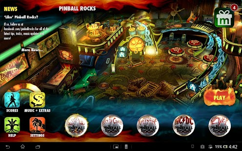 Pinball Rocks HD 1.0