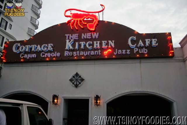 cottage kitchen cafe cajun creole