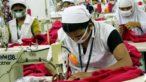 Garments making