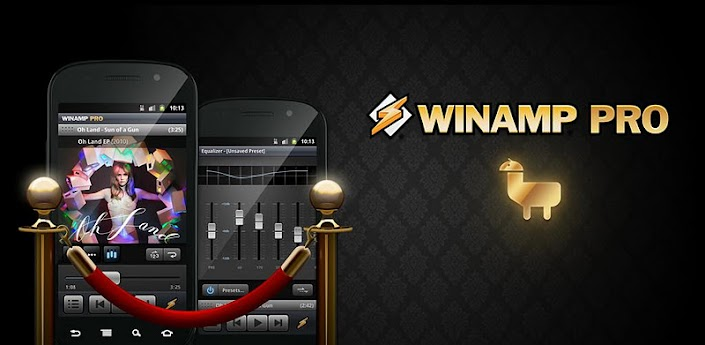 Descargar Winamp Pro v1.4.11 build 1173 beta APK Android Full Gratis (Gratis)