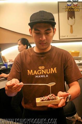 magnum manila