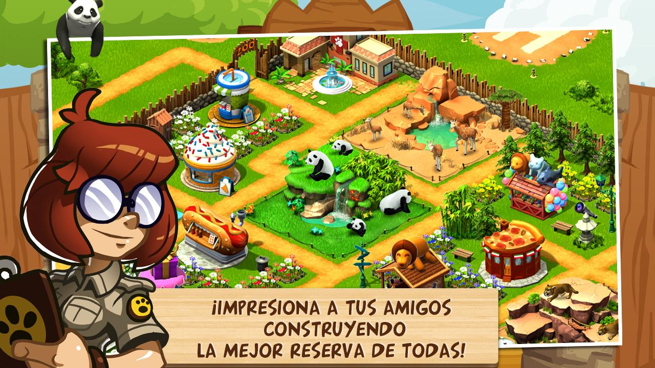 Descargar Wonder Zoo   Rescate animal! v1.4.4 Mod apk Android Full Gratis (Gratis)