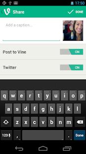 تطبيق Vine v1.3.2 المنافس الجديد لانغسترام بأصداره الجديد