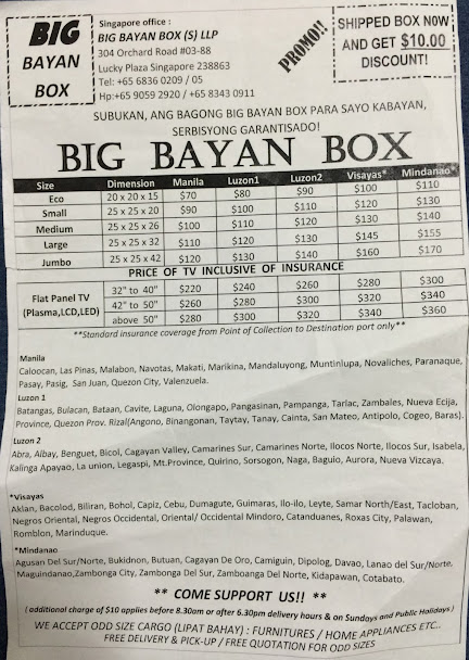 big bayan box