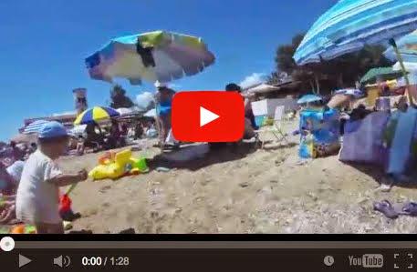 Άρτεμις - παραλίες ιδανικές για οικογένειες