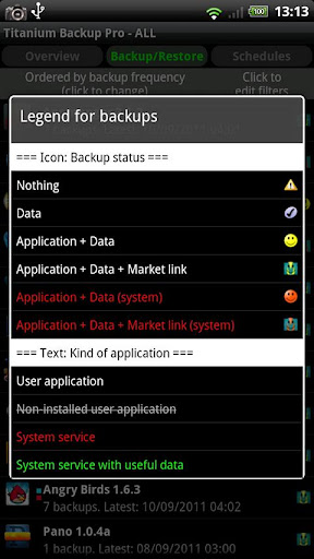 Titanium Backup Pro v4.7.0 + TBPatcher (Android)