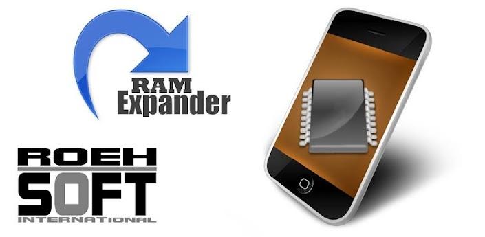 ROEHSOFT RAM-EXPANDER - ROOT Apk v1.84