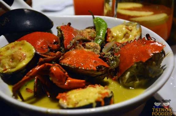 seafood sa gata