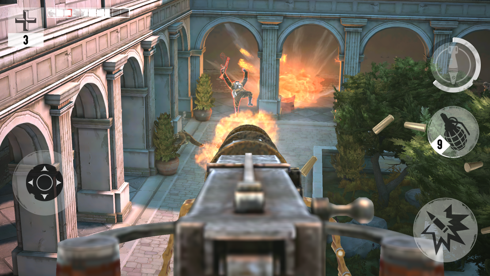 ����� ���� Brothers in Arms 3 v1.2.0p Apk+Obb