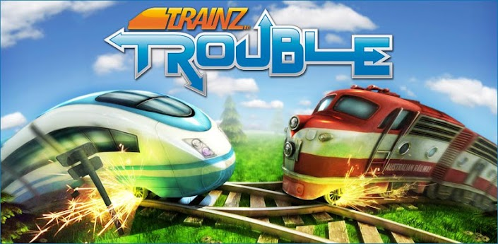 Trainz Trouble Apk v1.01 (Full Unlocked)