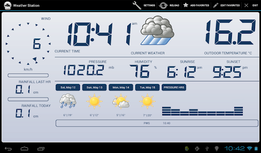Weather Station Apk v2.4.3