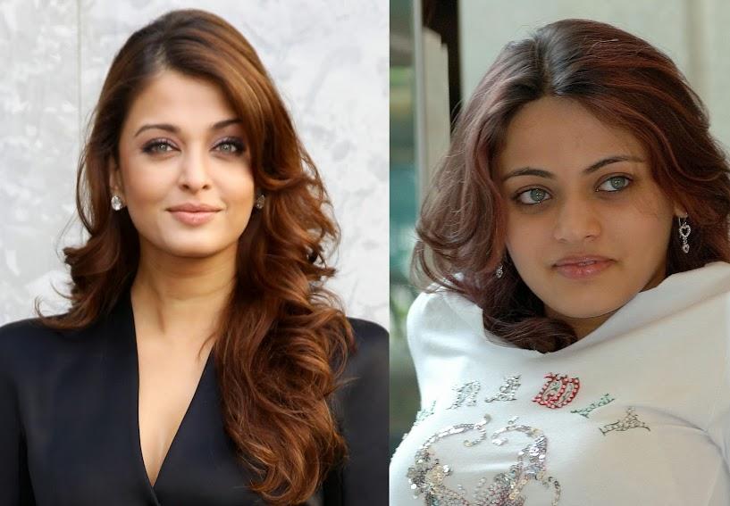 Aishwarya Rai Bachchan and Sneha Ullal