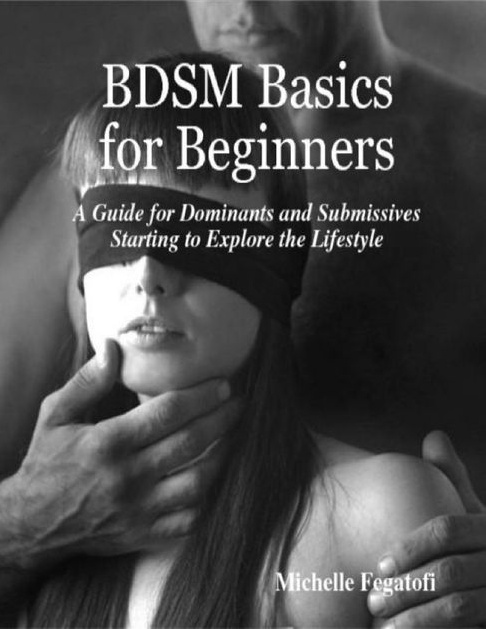 Click Here to Buy Michelle Fegatofi BDSM Basics for Beginners Available on Amazon Kindle Books