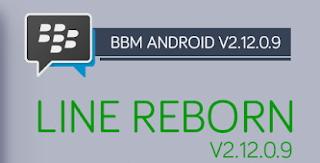 BBM MOD Line Reborn V2.12.0.9 Apk
