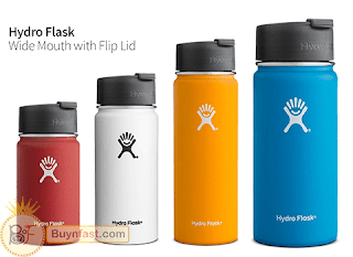 Excellent Hydro Flask Stainless Steel Water Bottle by Hydro Flask
