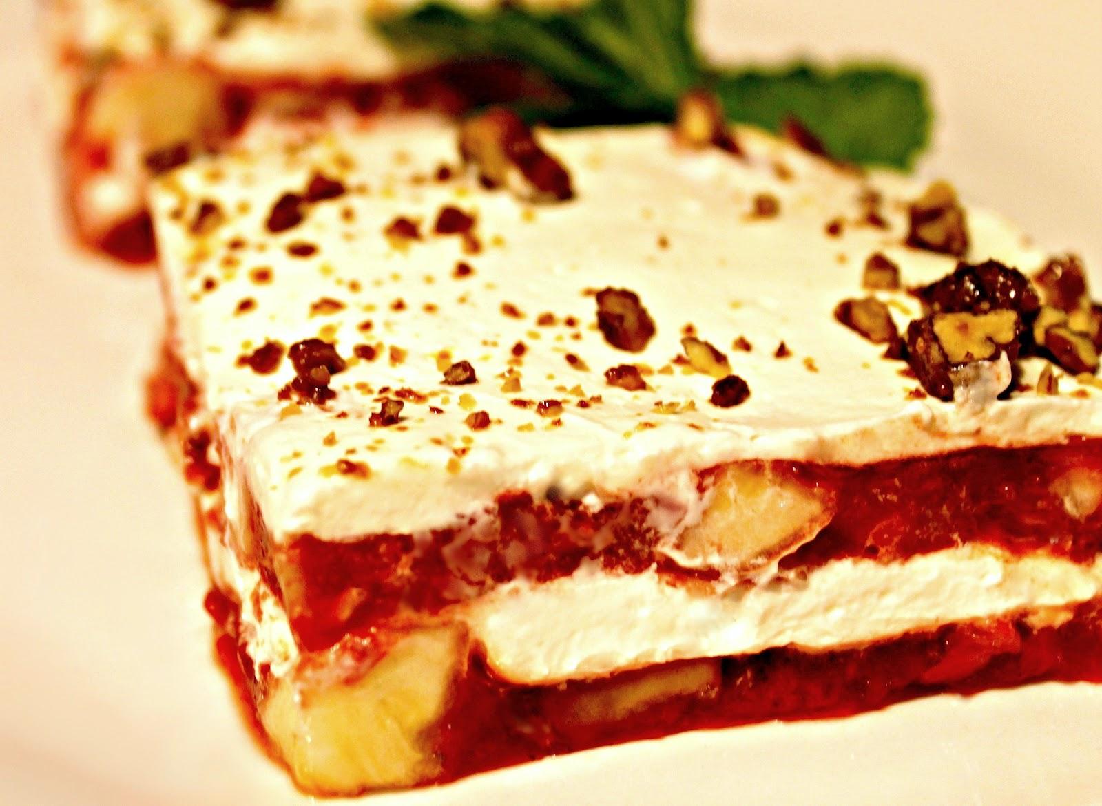 Strawberry Jello Cake Recipe With Pudding: Sandra's Alaska Recipes: SANDRA'S ENHANCED STRAWBERRY