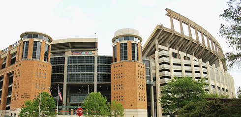 Texas Longhorns Football Stadium Austin