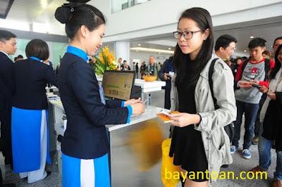 Sửa đổi, bổ sung giấy tờ tuỳ thân khi đi máy bay của Vietnam Airlines
