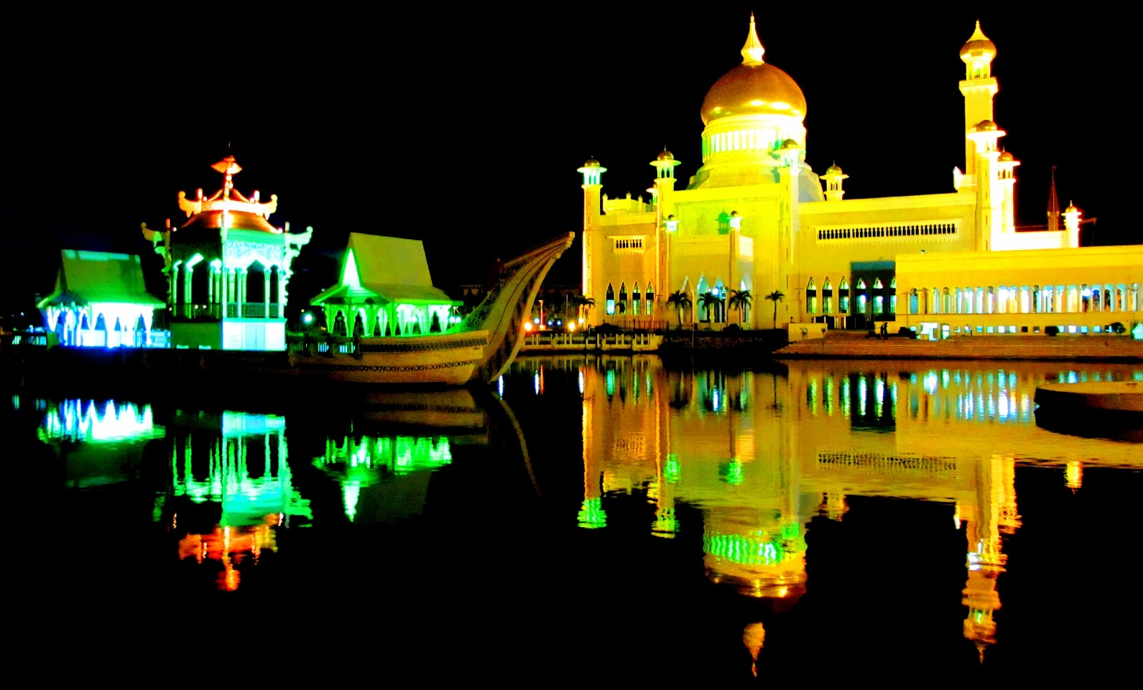 Journey with Jason: Living Like Sultans in Brunei