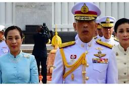 Alhamdulilah,,Raja Thailand Maha Vajiralongkorn  Dikabarkan dekat dengan Minoritas Muslim