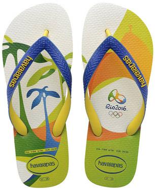 Havaianas chanclas Rio 2016