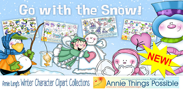 Find Annie Lang's NEW Winter Character clipart collections at https://www.anniethingspossible.com/clipart