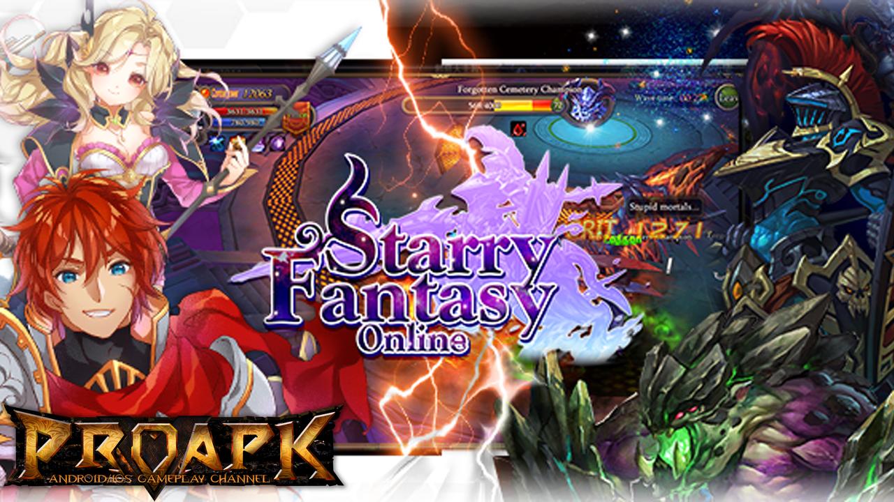 Starry Fantasy Online - EN