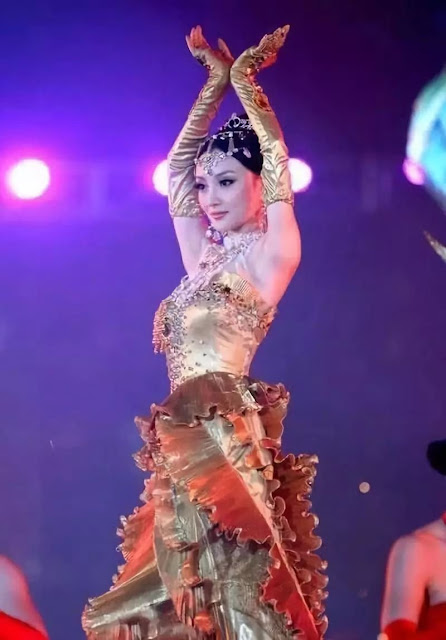 2nd Golden Eagle Goddess Li Xiaolu