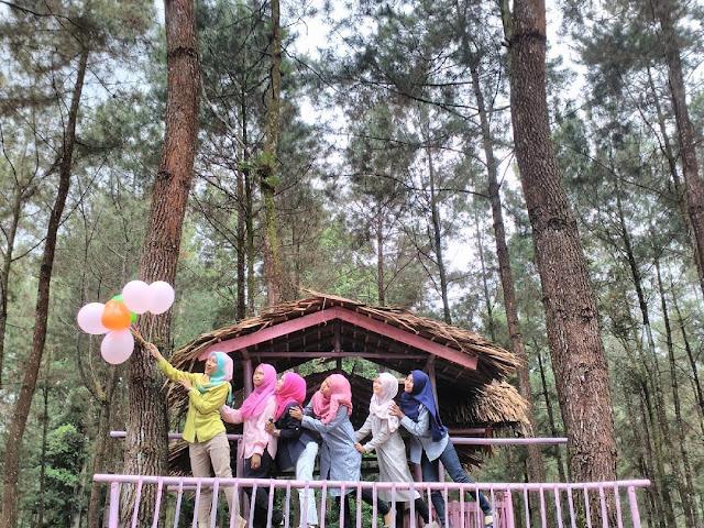 Wisata Batang Sikembang Park Kembanglangit Blado