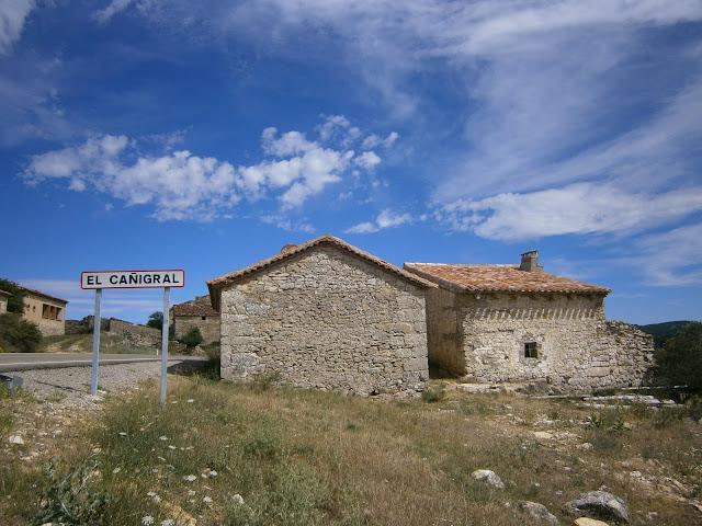El pueblo abandonado del Cañigral