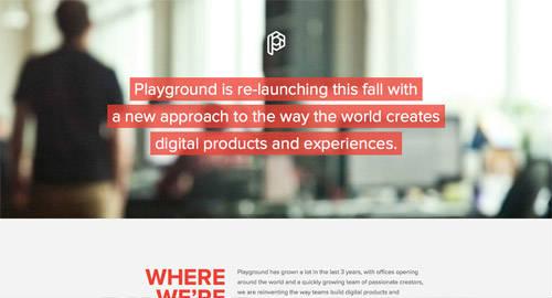 Playground Inc.