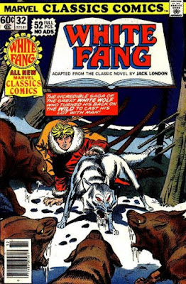 Marvel Classics Comics #32, White Fang