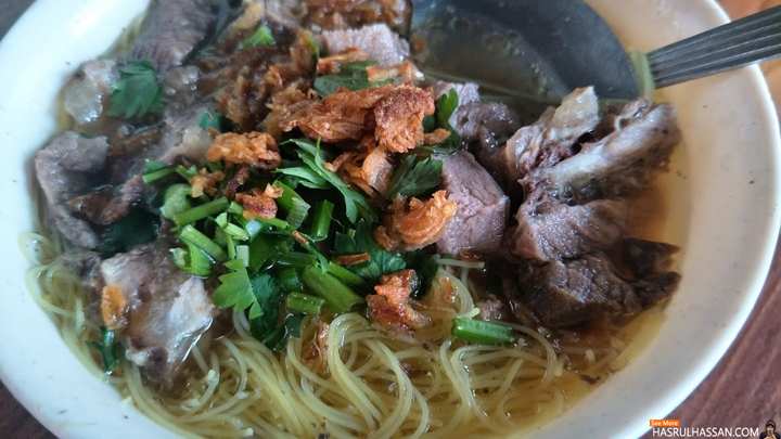 Bihun Sup Mat Top
