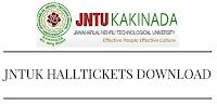 JNTUK_HALLTICKETS_DOWNLOAD
